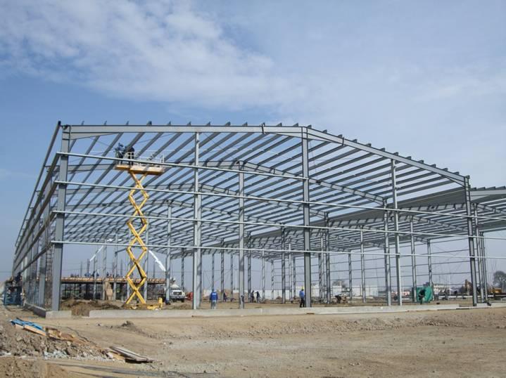 Dise o estructural y peritajes estructurales balper - Naves industriales de diseno ...
