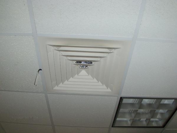 Aire acondicionado ventilaci n y colecci n de polvos for Aire acondicionado oficina